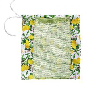 """Мешок для хранения зелени """"Лимоны"""""""