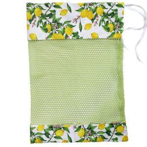 """Мешок для хранения овощей """"Лимоны"""""""