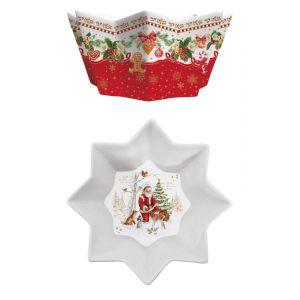 """Салатник """"Christmas memories"""" в подарочной упаковке"""
