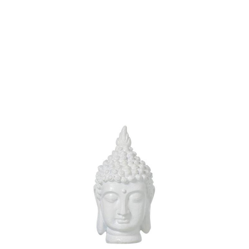 """Декор """"Будда"""" (белого цвета)"""