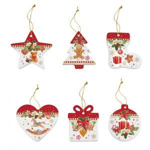 """Набор рождественских украшений """"Christmas memories"""""""