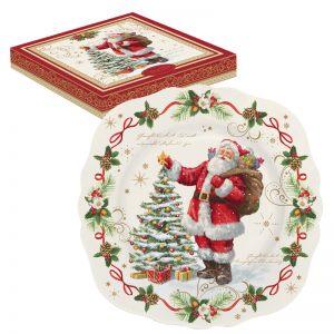 """Тарелка десертная """"Magic Christmas"""" в подарочной упаковке"""