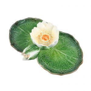 Блюдо для закусок «Цветок кувшинки»
