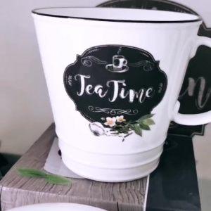 Кружка Kitchen basic (кофе) в подарочной упаковке