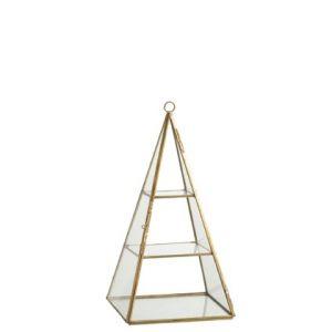 "Подсвечник ""Пирамида"""