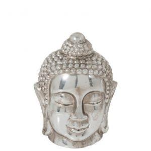 """Декор """"Будда"""" (серебристого цвета)"""