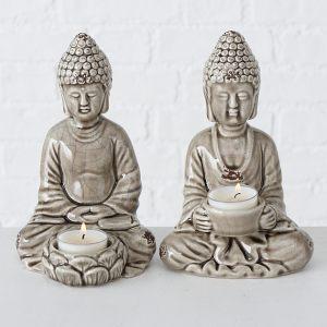 """Подсвечник """"Будда"""" в ассортименте"""