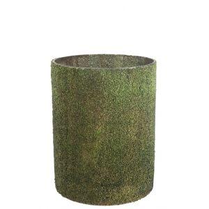 "Подсвечник/ваза ""Мерцающий мох"""