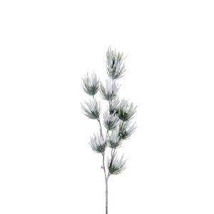"""Искусственное растение """"Заснеженная сосна"""""""
