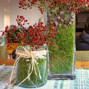 Новогодние вазы