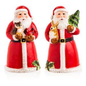 "Набор для соли и перца ""Магия Рождества. Санта"""