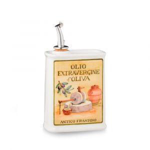 """Бутылка для масла """"Oliere del Casale"""" прямоугольная"""