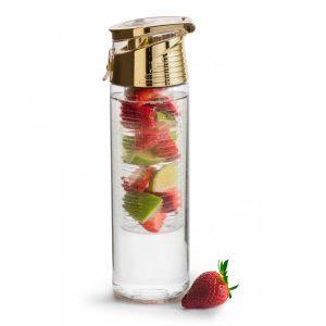 """Бутылка для напитков с контейнером для фруктов """"Originality"""""""