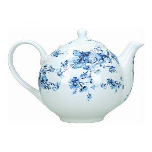 """Заварочный чайник """"Синие цветы"""""""