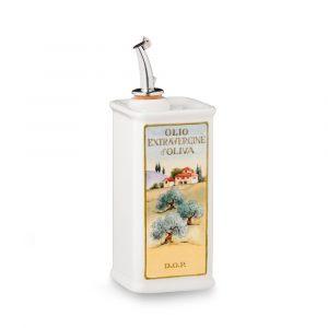 """Бутылка для масла """"Oliere del Casale"""" квадратная"""