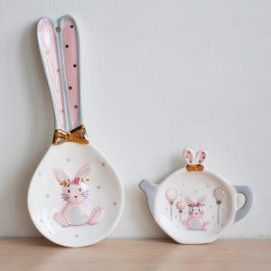 "Подставка под ложку с объемным рисунком ""Sweet Bunny"""