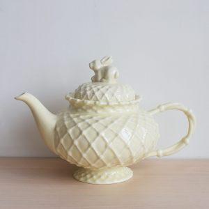 """Заварочный чайник c кроликом """"Крем де ла крем"""""""