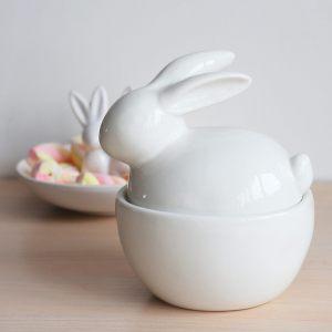 "Мини-шкатулка ""Бегущий Кролик"""