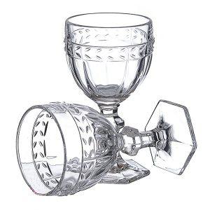 "Бокал для вина прозрачный ""Колосок"""