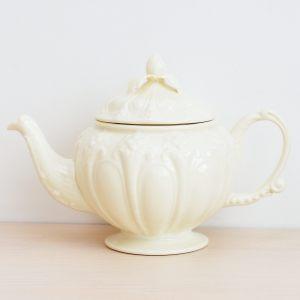 """Чайник заварочный кремовый """"Нежный фарфор"""""""