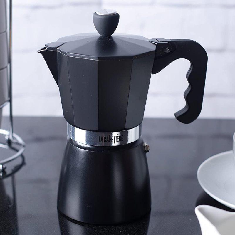 """Гейзерная кофеварка """"La café"""" 300 мл"""