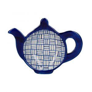 """Подставка под чайные пакетики """"English Ceramic"""" (плетение)"""