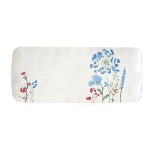 """Блюдо сервировочное """"Mille fleurs"""" в подарочной упаковке"""