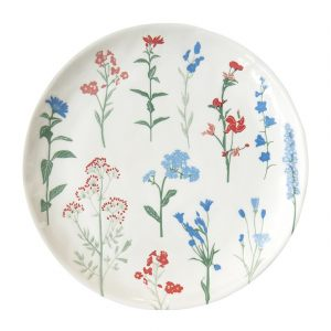 "Тарелка десертная ""Mille fleurs"""