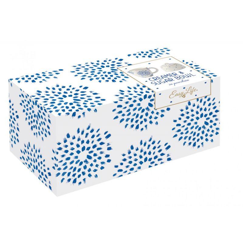 """Набор """"Elegance"""": сливочник и сахарница в подарочной упаковке"""