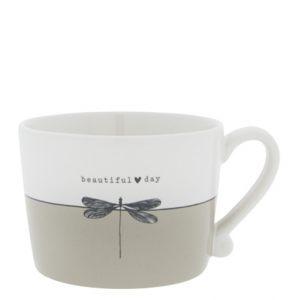 "Чашка ""White/beautiful day"""