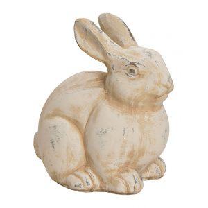 """Декор """"Кролик"""" бежевый"""