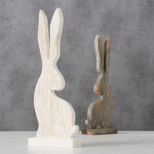 """Декор """"Кролик"""" (дерево) в ассортименте"""