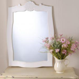 "Зеркало настенное ""White Perfection"""