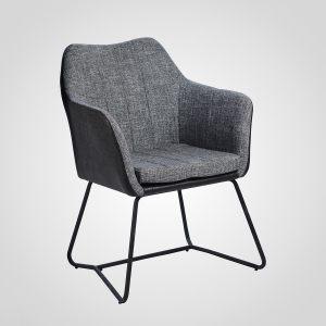 """Мягкий стул-кресло """"Модест"""" в стиле лофт"""