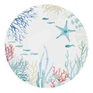 """Тарелка закусочная """"Under the sea"""""""