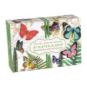 """Мыло в подарочной коробке """"Бабочки"""""""