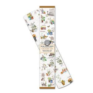 """Парфюмированная бумага в подарочной упаковке """"Загородная жизнь"""""""