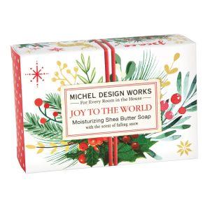 """Мыло в подарочной коробке """"Радость миру"""""""