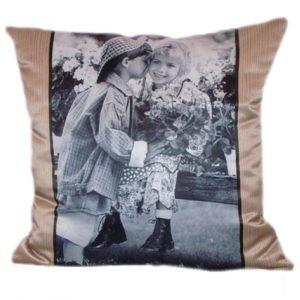 Декоративная подушка Ретро дети