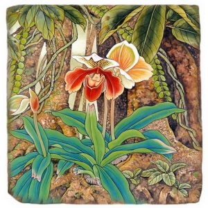 Салфетки Орхидеи