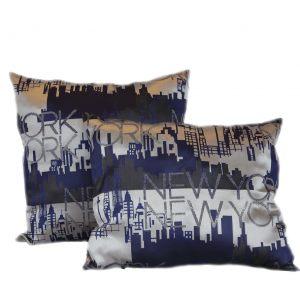 Комплект из двух подушек Нью-йорк