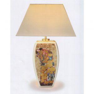 Лампа настольная фарфоровая Дерево жизни