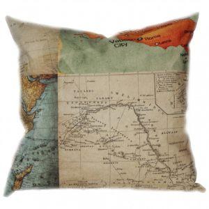 Льняная подушка  Мои путешествия