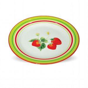 Тарелка закусочная Земляника