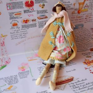 Тильда Осенний ангел