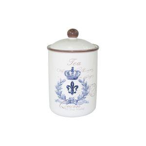 Банка для сыпучих продуктов (чай) Королевский