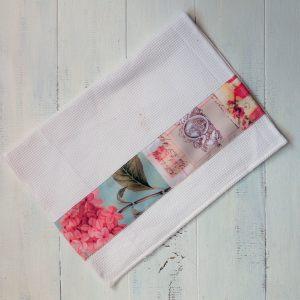 Полотенце для рук Гортензия
