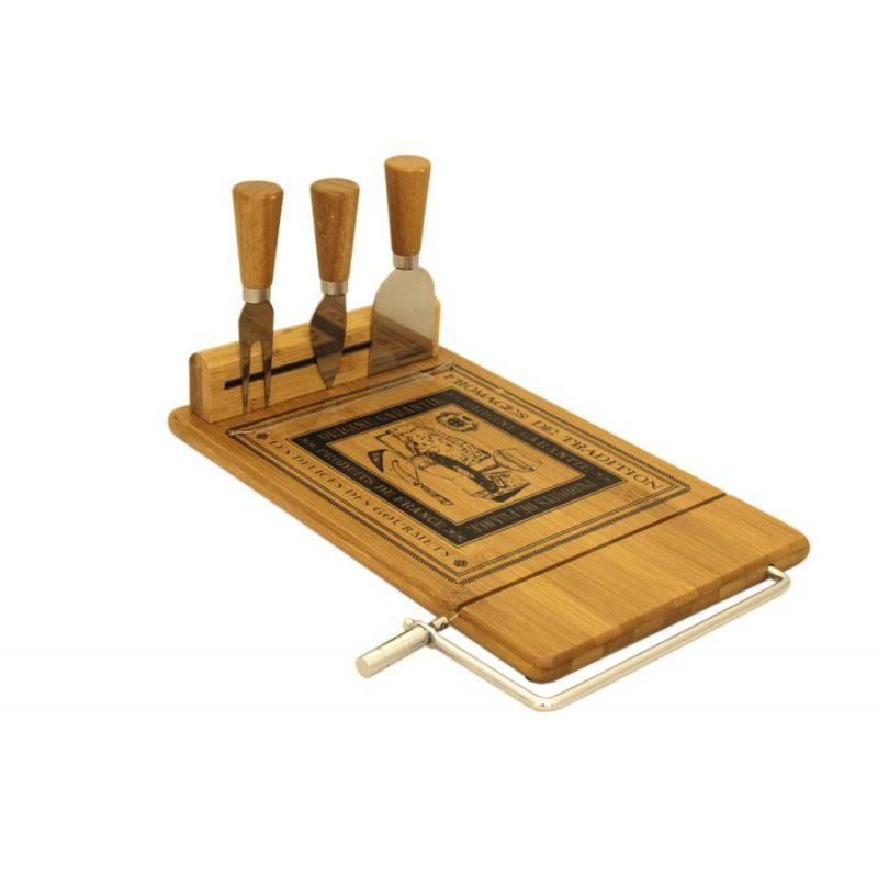 Подарочный набор для сыра из дерева с ножом москва купить нож spyderco 142gp resilience