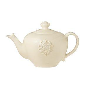 Чайник Аральдо кремовый
