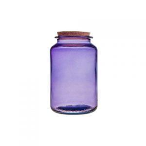 Бутыль для хранения фиолетовая